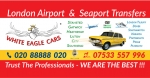 Cheap / Low Cost - London Airport & Seaport Transfers - White Eagle Cars